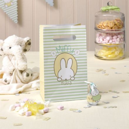 Baby Miffy Party Bags - pack of 5
